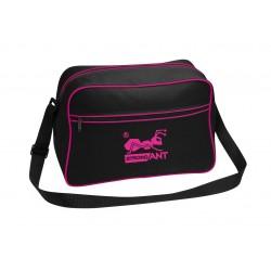 strongAnt - Pink Weekender Tasche Reisetasche Gym Tasche Handgepäck Sporttasche für Reise am Wochenend Urlaub - 40x28x18cm