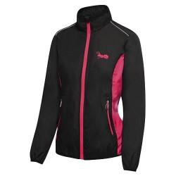 strongAnt - Pink Damen Windbreaker Leicht Wasserdicht - Windjacke Frühling Herbst Softshell Jacke mit Reißverschluss
