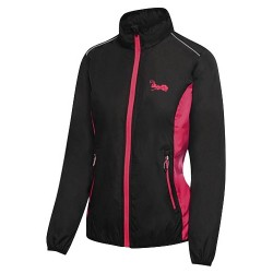 strongAnt Damen Windbreaker Leicht Wasserdicht - Windjacke Frühling Herbst Softshell Jacke mit Reißverschluss