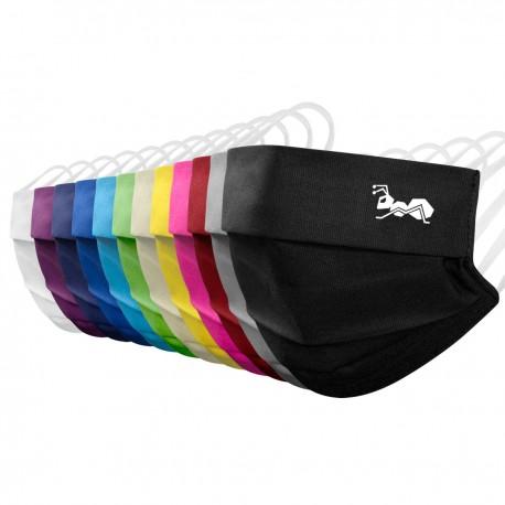 Mund nasen maske baumwolle, Mundmaske mit Logo Druck, waschbare maske Oldenburg