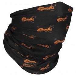 Bandana Headband Multifunctional, Warm Balaclava Elastic Headwear Breathable Snood for Camping Running Motorcycle