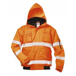 SAFESTYLE® Warnschutz-Pilotjacke - TOM