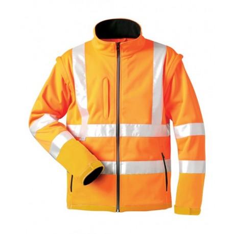 Warnschutz Softshell Jacke - TYLER